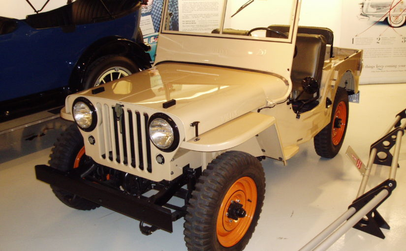 Jeep Museum Making a Comeback?
