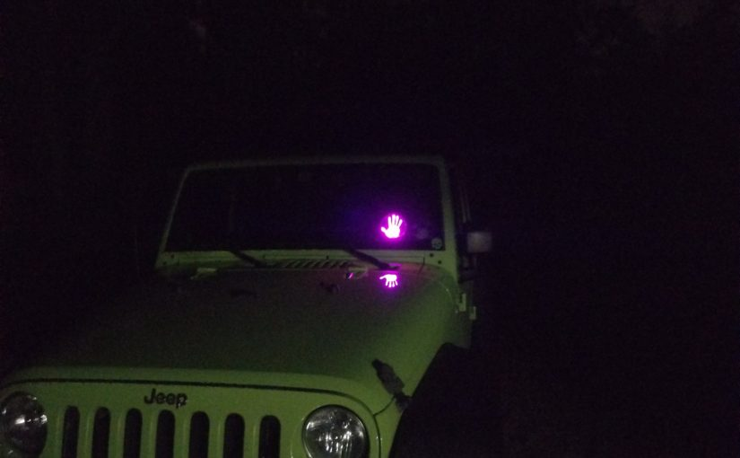Jeep Wave- ANYTIME!!!