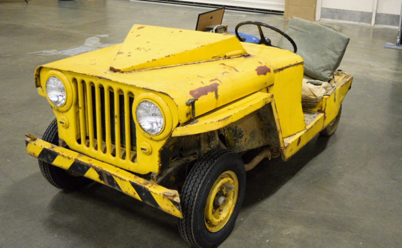 The Strangest Jeep I have ever seen!!!