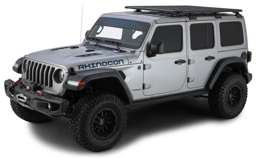 The Best Roof Rack for the Jeep Wrangler (JK/JL)